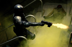 World Exclusive - New 'Dredd' Pics