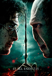 4. Harry Potter and the Deathly Hallows: Part II, Movie
