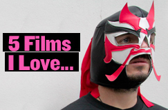5 Films I Love with Tom from Home Brew