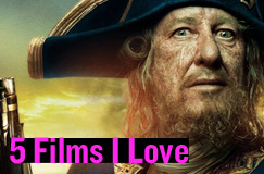 5 Films I Love with Geoffrey Rush