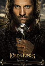 6. The Lord of the Rings: The Return of the King, Movie