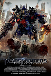5. Transformers: Dark of the Moon, Movie