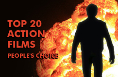 Top 20 Action Movies, as voted by you