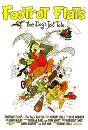 7. Footrot Flats: The Dog&#039;s Tale, Movie