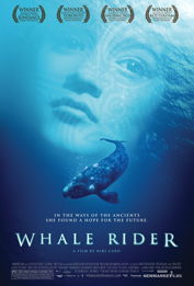 4. Whale Rider, Movie