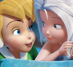 Tinker Bell and the Secret of the Wings, Movie