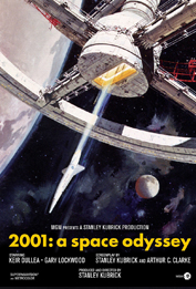 2001: A Space Odyssey (1968), Movie