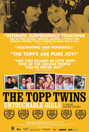 9. Topp Twins: Untouchable Girls, Movie