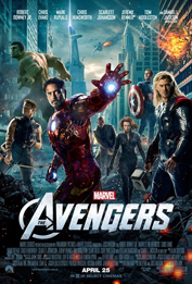 3. The Avengers, Movie