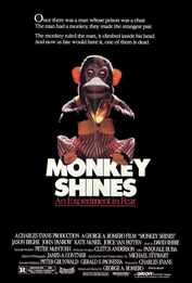 Monkey Shines, Movie
