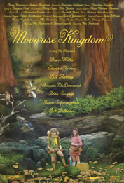 Moonrise Kingdom, Movie