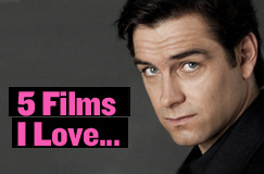 5 Films I Love with Antony Starr