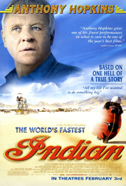 2. The World&#039;s Fastest Indian, Movie