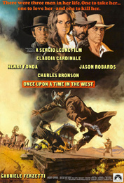 Once Upon a Time in the West, Movie