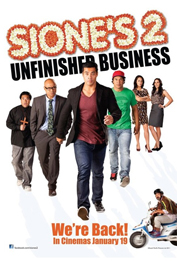 10. Sione&#039;s 2: Unfinished Business, Movie